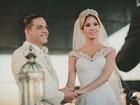 Wesley Safadão e Thyane Dantas se casam em cerimônia íntima no Ceará