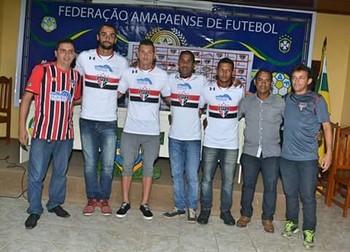 amapá; macapá; são paulo-ap; campeonato amapaense; (Foto: Divulgação/São Paulo-AP)
