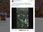 Vídeo mostra Maduro cercado e hostilizado por manifestantes