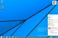Windows 9: veja mudanças e novidades do novo sistema operacional da Microsoft (Central de notificações é uma das novidades do Windows 9 (Foto: Reprodução/WinFuture))