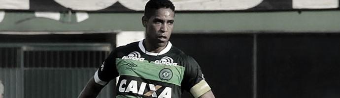 Obituário Chapecoense Cleber Santana (Foto: Agência EFE)