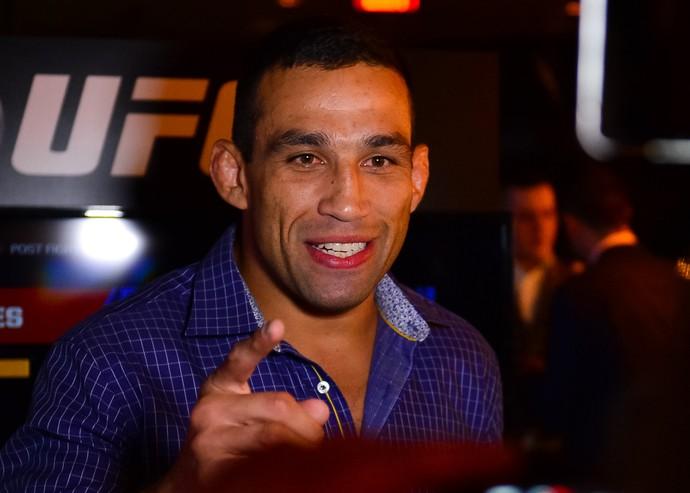 Fabricio Werdum lançamento Game UFC 2 (Foto: Jason Silva)