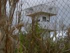 Obras de presídio em Itaquitinga, PE, estão paralisadas há dois anos