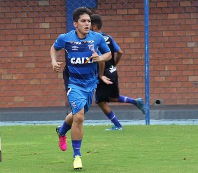 Lucas Otávio Avaí (Foto: André Palma Ribeiro/Avaí FC)