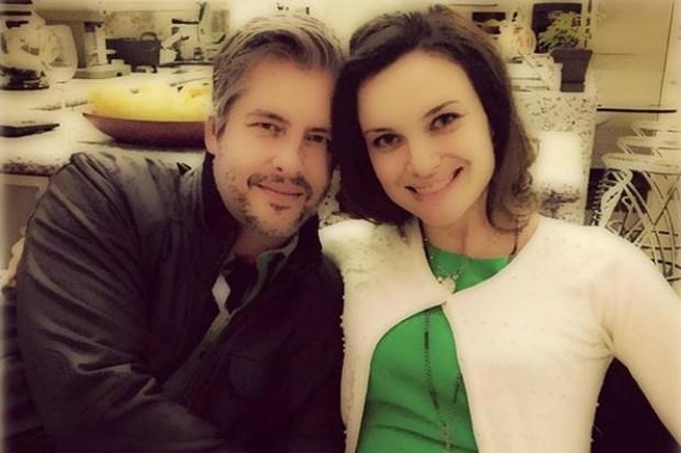 Victor e Poliana  (Foto: Reprodução/Instagram)