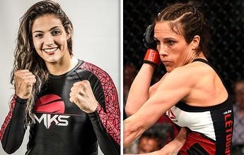 Poliana Botelho e Letourneau têm acordo verbal para luta em Toronto