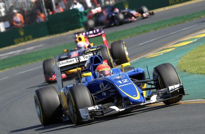 Felipe Nasr GP da Austrália Fórmula 1 (Foto:  SRDJAN SUKI / EFE)
