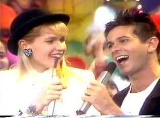 Zé Henrique ao lado de Xuxa: ele foi casado com Angela Mattos, irmã de Marlene Mattos, ex-empresária da apresentadora (Foto: Reprodução)