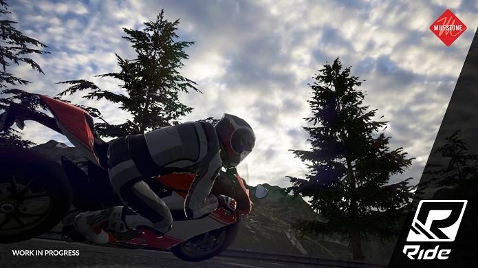 Ride terá versões para PS4, PS3, XOne, Xbox 360 e PC (Foto: Divulgação)