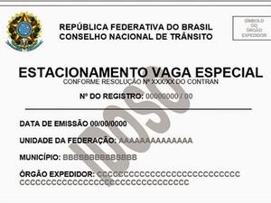 Cartão deve ser pedido pela internet ou nas sedes. (Foto: Divulgação/ Detran-BA)