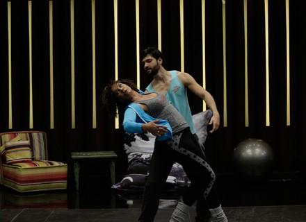 Solange Couto, Leona Cavalli e Letícia Lima estão ansiosas com a estreia no 'Dança'