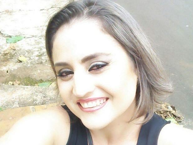 Danieli Salvador desapareceu no dia 29 de janeiro em Piraju (Foto: Arquivo pessoal/Valdomiro Salvador)