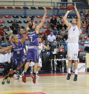 Liga Sorocabana x Mogi, NBB7 (Foto: Carolina Bertolli/LSB)