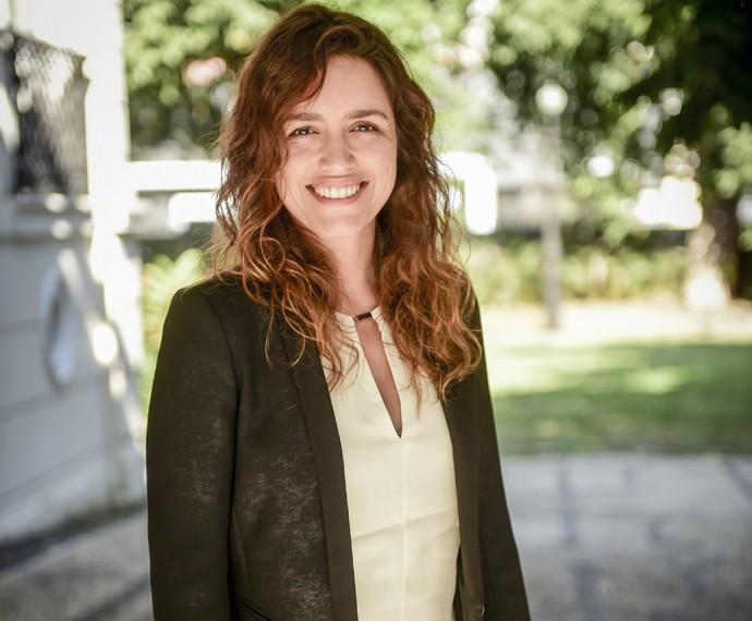 Manuela Dias conta como projeto começou e revela suas grandes apostas para a minissérie (Foto: João Cotta/TV Globo)