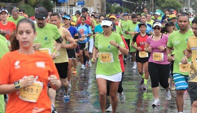 Maratona Pão de Açúcar de Revezamento (Foto: Ale Machado/Divulgação)