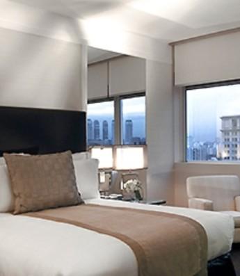 CT Irã Hotel Caesar Park São Paulo (Foto: Divulgação / Caesar Park)