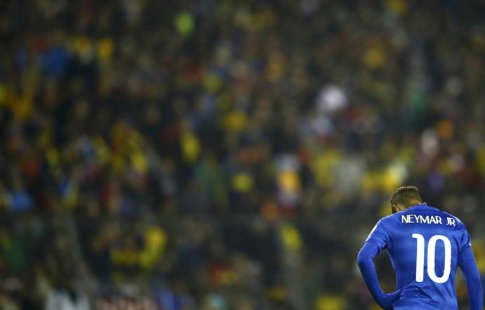 Neymar Brasil x Colômbia Copa América (Foto: Reuters)
