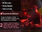 MC Bin Laden canta 'Tá tranquilo, tá favorável' com Jack Ü no Lollapalooza