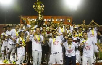 Federação detalha Copa Paulista com  São Paulo e Santos como atrações