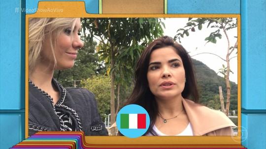 Vanessa Giácomo entrega se pretende ter mais filhos