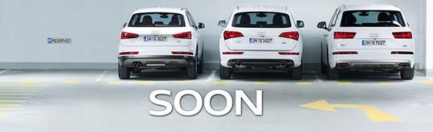 Audi divulga teaser do crossover Q2 (Foto: Divulgação)
