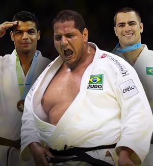 Carrossel judô (Foto: GloboEsporte.com)