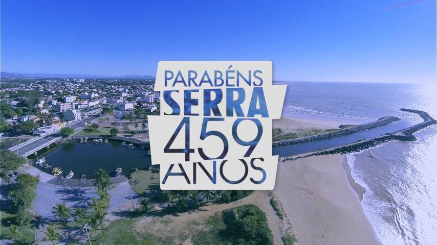 Aniversário de Serra (Foto: Divulgação/ TV Gazeta)