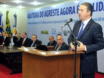 Governo espera que obras iniciem em janeiro de 2013 (Foto: Raul Buarque / SEI)