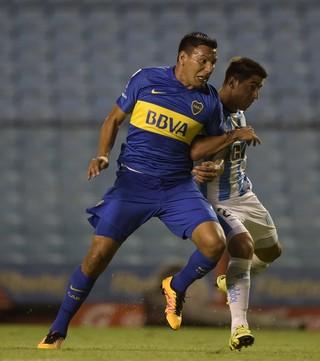 Andrés Chavez Boca Juniors (Foto: Juan Mabtomata/AFP)