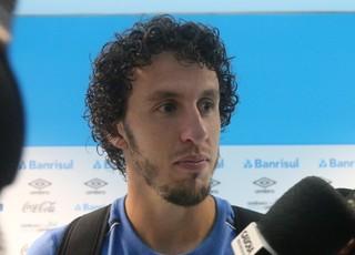 Rafael Galhardo Grêmio (Foto: Eduardo Moura/GloboEsporte.com)