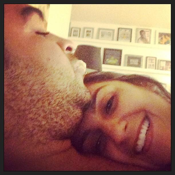 Adriano e Renata Fontes (Foto: Reprodução/Instagram)