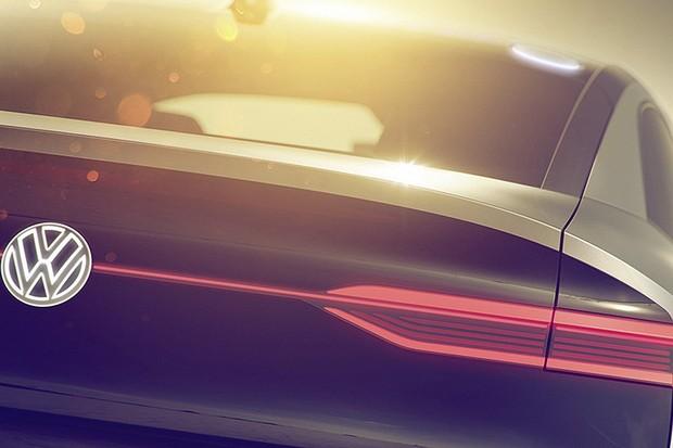 Novo conceito elétrico da família I.D. da Volkswagen será um SUV cupê (Foto: Divulgação)