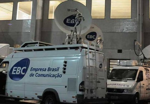 Unidade de transmissão da Empresa Brasileira de Comunicação (EBC) (Foto: Divulgação/TV Brasil)