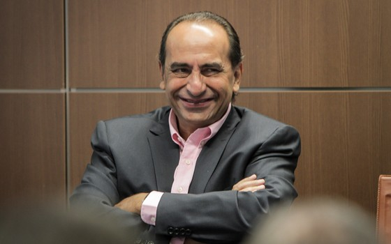 Alexandre Kalil, ex-presidente do Atlético-MG e CEO da Liga Sul-Minas-Rio (Foto: Bruno Cantini / Atlético Mineiro)