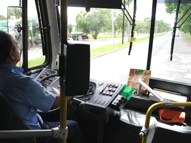 Tarifa dos ônibus que farão trajeto para o Estádio Mané Garrincha será de R$ 2,25 (Foto: Dênio Simões/Agência Brasília)
