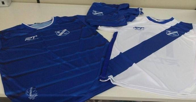 ba2e3ffc00 Taubaté divulga camisa que vai usar na Série A2 (Foto  Reprodução Facebook)