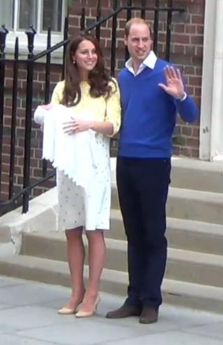 Kate Middleton e príncipe William (Foto: Divulgação)