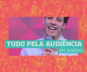 Nova temporada do Tudo Pela Audiência estreia em janeiro