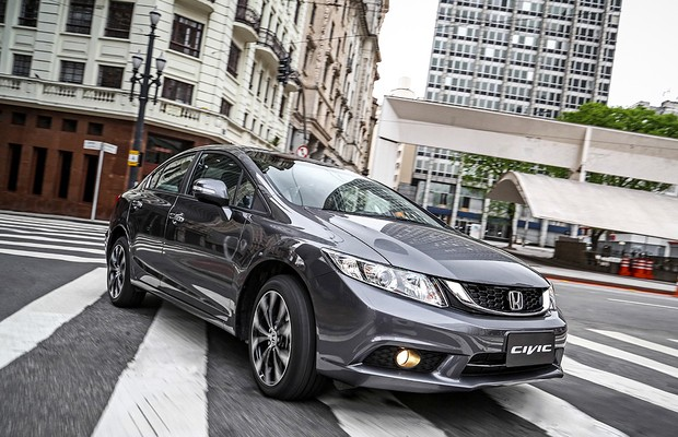 Honda Civic 2016 (Foto: Divulgação)