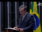 Impeachment no Senado: discurso final de Eduardo Amorim (PSC-SE)