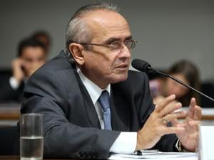 O senador Cícero Lucena (PSDB-PB) (Foto: Lia de Paula / Agência Senado)