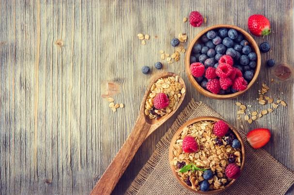 Alimentação Saudável (Foto: Thinkstock)