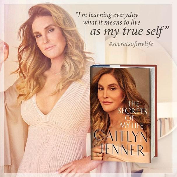 Estou aprendendo todo dia o que significa ser eu mesma, disse Caitlyn Jenner (Foto: Reprodução Instagram)