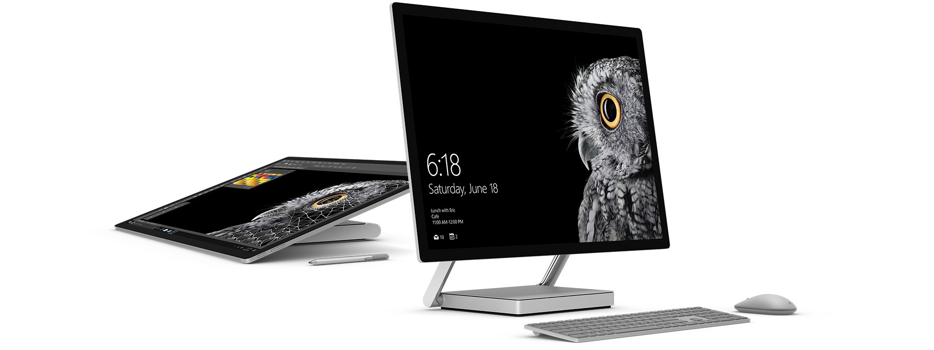 (Foto: Surface Studio, da Microsoft)
