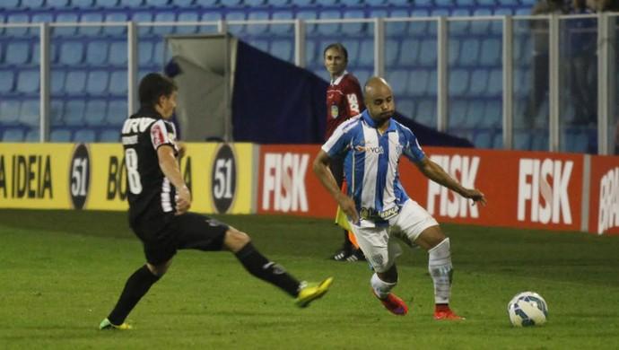 Romário Avaí (Foto: Jamira Furlani/Avaí FC)