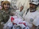Moscou anuncia suspensão de bombardeios por 8 horas em Aleppo