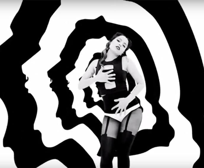 Anitta lança clipe para single 'Bang' (Foto: Reprodução)