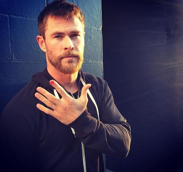 Chris Hemsworth  (Foto: Reprodução / Instagram)