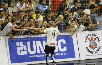 Torcida do Corinthians esgota todos os ingressos do 2º jogo da final da LNF