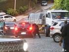 Segurança de Justin Bieber depreda carro que levava fãs no Rio